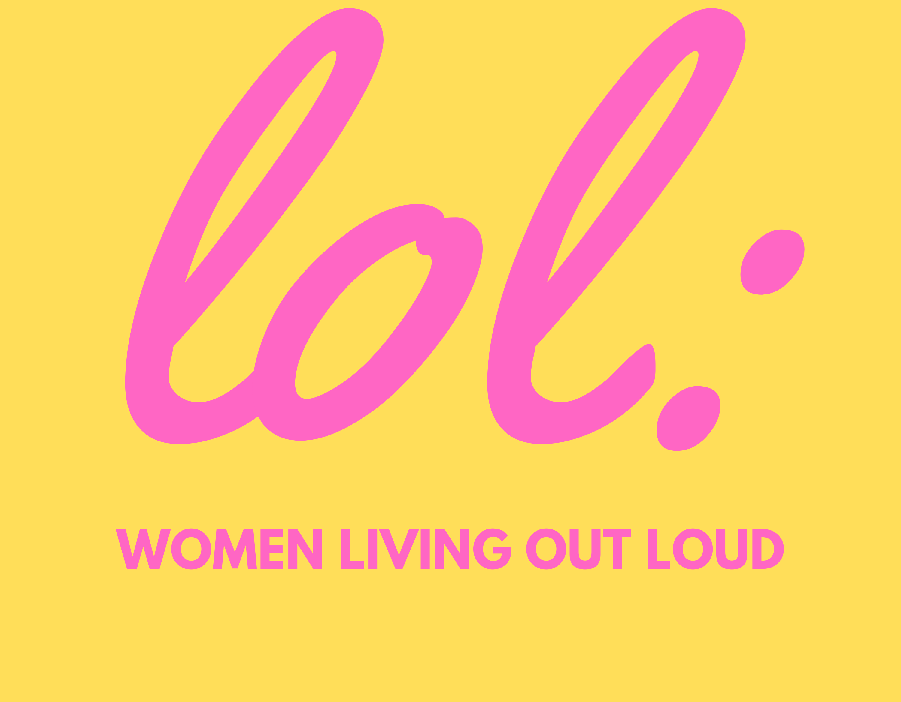 LOL: LIVING OUT LOUD
